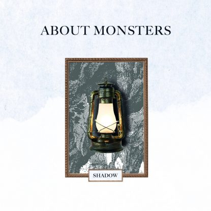 About Monsters_Single Cover_Shadow