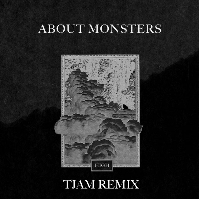 About Monsters_Single Cover_High_REMIX_UNTEN